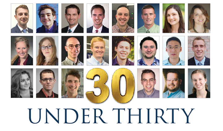 30 Under 30 Future Leaders Of Manufacturing